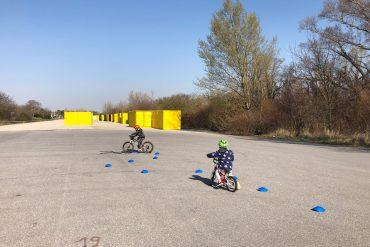 Fahrradolympiade Kinder Woom