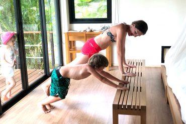 Ganzkörpertraining, kostenloses Workout