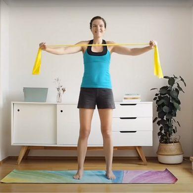 Jeden Tag Fit - Kostenloses Workout für Beine und Rücken