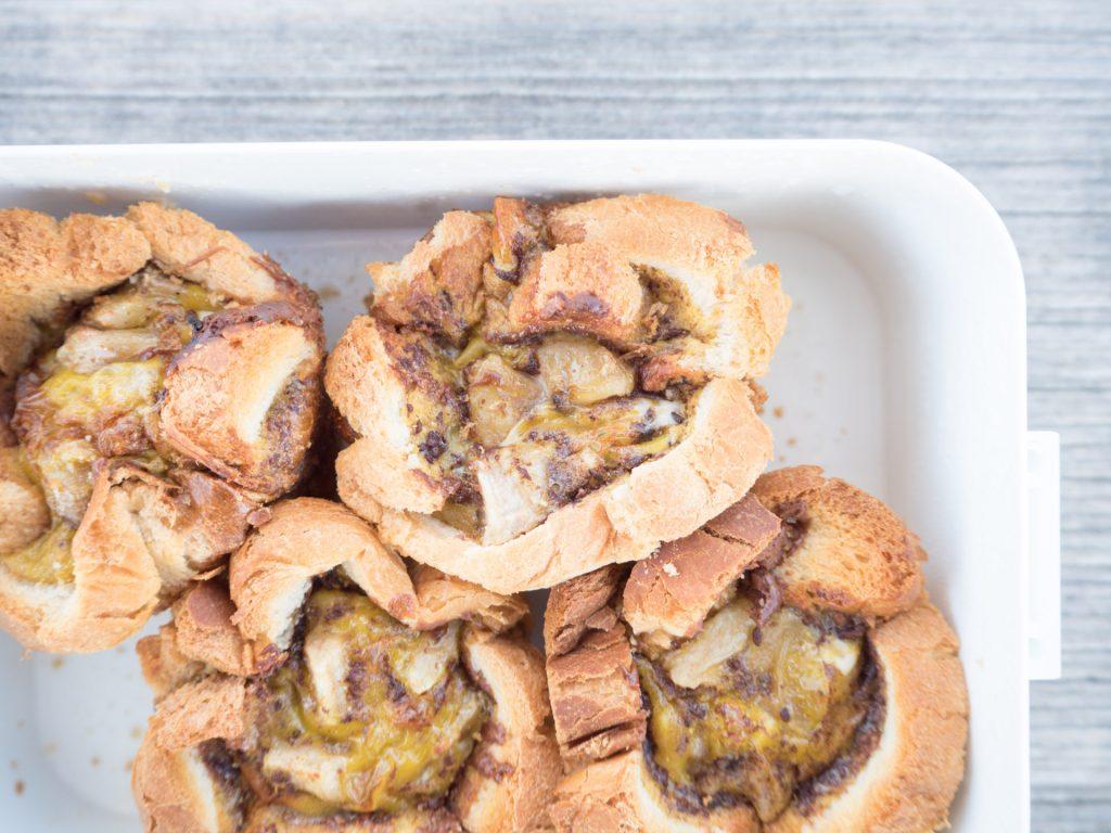 Rezept für Toastmuffins - einfaches Familienrezept