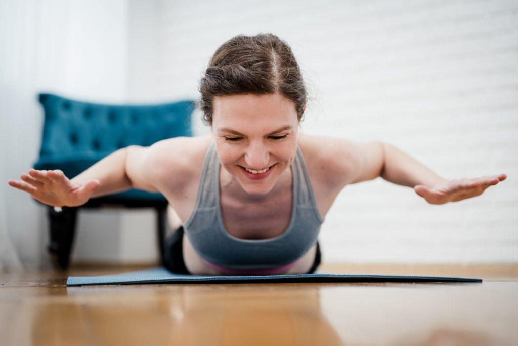Home Workout Rücken