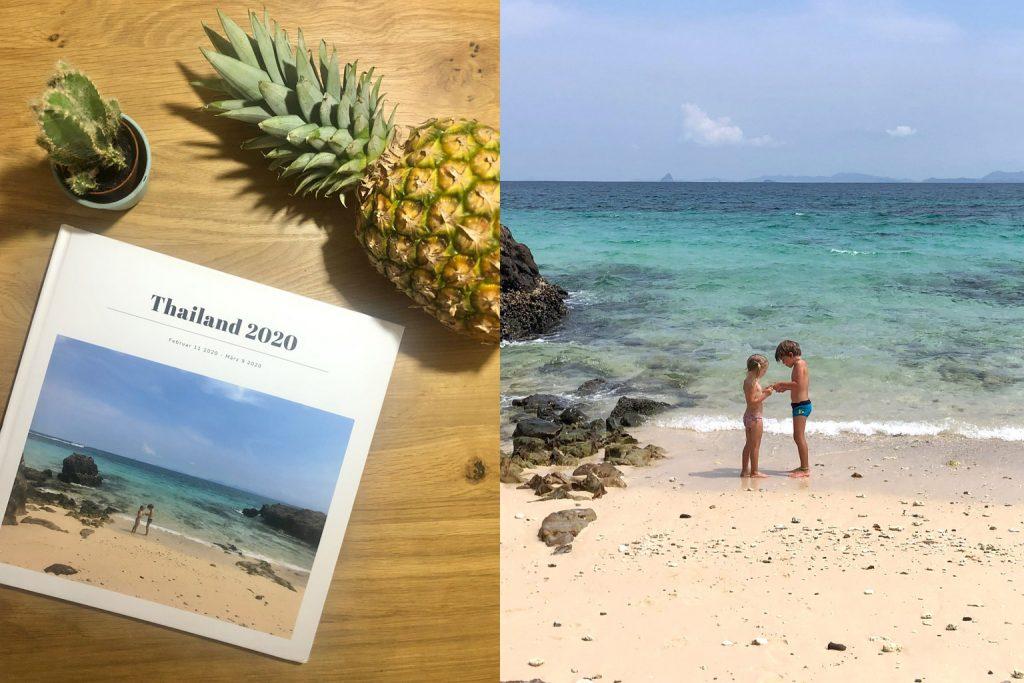 Thailand Fotobuch